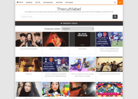 thecultlabel.com