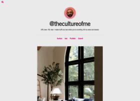 thecultureofme.com