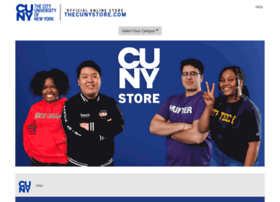 thecunystore.com