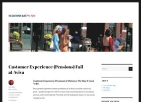 thecustomerblog.co.uk