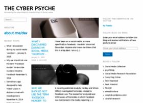 thecyberpsyche.wordpress.com