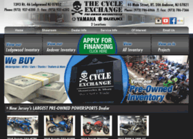 thecycleexchange.com