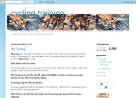 thecyclingtrainingplans.blogspot.com