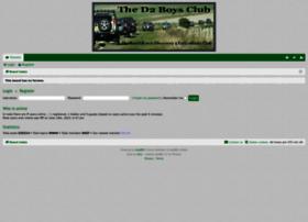 thed2boysclub.co.uk