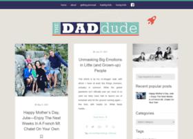 thedaddude.com