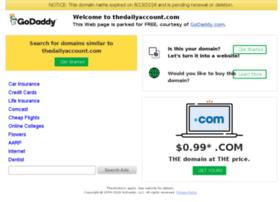 thedailyaccount.com