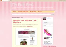 thedailybatch.blogspot.com