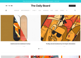 thedailyboard.co