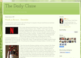 thedailyclaire.blogspot.ca