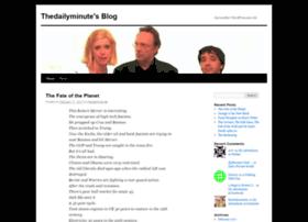 thedailyminute.wordpress.com