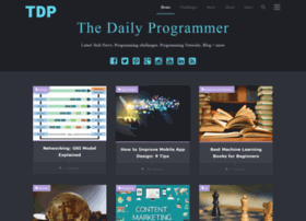 thedailyprogrammer.com