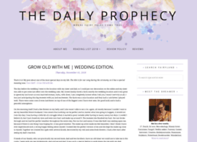 thedailyprophecy.blogspot.com