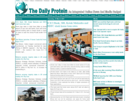 thedailyprotein.blogspot.com