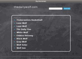 thedailywolf.com