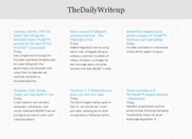 thedailywriteup.com