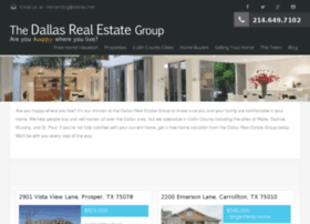 thedallasrealestategroup.com