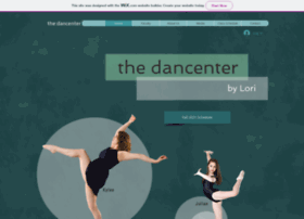 thedancenter.net