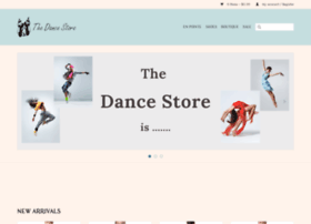 thedancestore.com