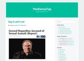 thedanzatap.com