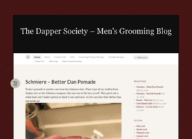thedappersociety.wordpress.com