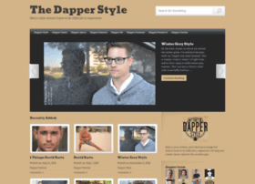 thedapperstyle.wordpress.com