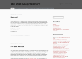 thedarkenlightenment.com
