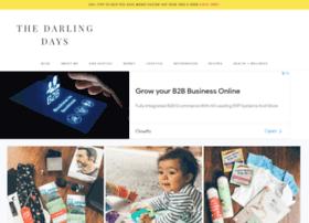 thedarlingdays.com