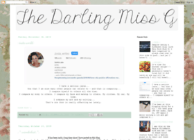 thedarlingmissg.blogspot.ro