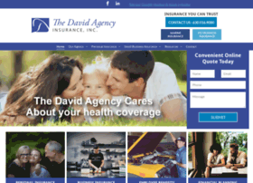 thedavidagency.com