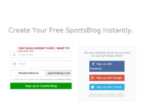 thedavidshow.sportsblog.com