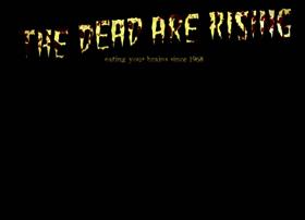 thedeadarerising.com