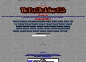 thedeadrockstarsclub.com
