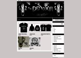 thedeadxiii.bigcartel.com