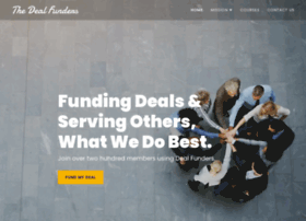 thedealfunders.com