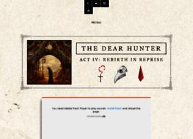 thedearhunter.merchnow.com