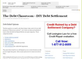 thedebtclassroom.com