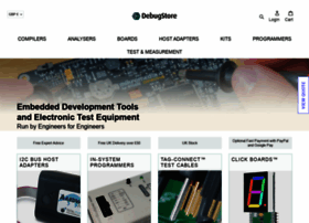 thedebugstore.com