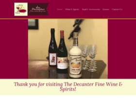 thedecanterfinewines.com