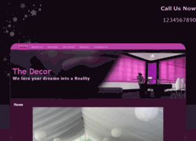 thedecor.co.in