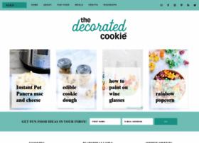 thedecoratedcookie.com