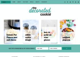 thedecoratedcookieblog.com