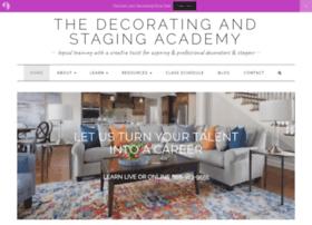 thedecoratingandstagingacademy.com