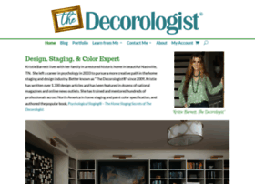 thedecorologist.com