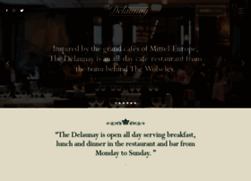 thedelaunay.com