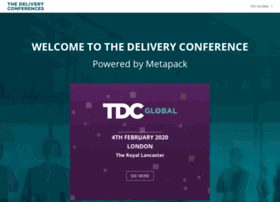 thedeliveryconference.com