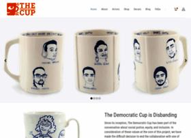 thedemocraticcup.com
