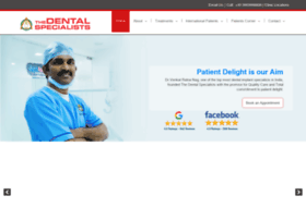 thedentalspecialists.in