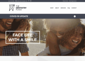 thedentistryplace.com