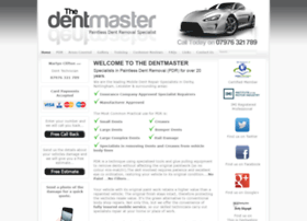 thedentmasterderby.co.uk