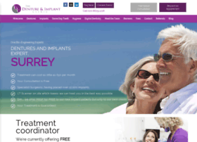 thedentureclinic.co.uk